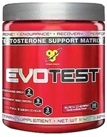 Image of BSN - EvoTest Testosterone Support Matrix Black Cherry - 10.58 oz.