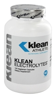 Klean Athlete - Klean Electrolytes - 120 Vegetarian Capsules by Klean Athlete