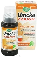 Nature's Way - Umcka Cough Max Relief Soothing Syrup - 4 oz.