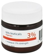 Raw Skin Ceuticals - Spa.Ceuticals Regene-C Masque 3% Strength - 1 oz. (750870505210)