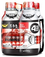 ABB Performance - Speed Stack Pumped NO Nitric Oxide Energy Fruit Punch 22 oz. - 4 Pack by ABB Performance