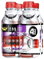 ABB Performance - Speed Stack Pumped NO Nitric Oxide Energy Grape 22 oz. - 4 Pack by ABB Performance