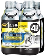 ABB Performance - Diet Turbo Lemonade 18 oz. - 4 Pack by ABB Performance