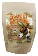 FunFresh Foods - Sweet Moose Gourmet Hot Chocolate Organic Cocoa Dark Chocolate Cocoa Cream - 8 oz. by FunFresh Foods