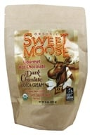 Image of FunFresh Foods - Sweet Moose Gourmet Hot Chocolate Organic Cocoa Dark Chocolate Cocoa Cream - 8 oz.