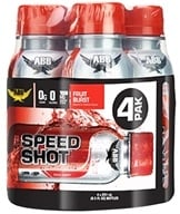 ABB Performance - Speed Shot Fruit Punch 8.5 oz. - 4 Pack by ABB Performance