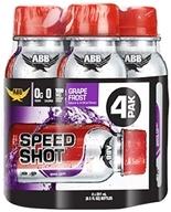 ABB Performance - Speed Shot Grape 8.5 oz. - 4 Pack by ABB Performance