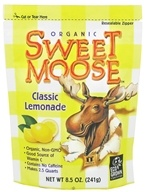Image of FunFresh Foods - Sweet Moose Organic Classic Lemonade - 8.5 oz.