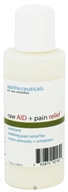 Image of Raw Skin Ceuticals - Apothe.Ceuticals Raw Aid + Pain Relief Ointment - 2 oz.