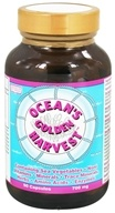 Only Natural - Ocean's Golden Harvest 700 mg. - 90 Capsules (727413006480)