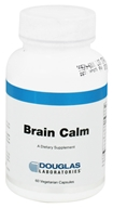 Douglas Laboratories - Brain Calm - 60 Vegetarian Capsules by Douglas Laboratories