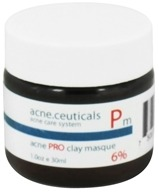 Raw Skin Ceuticals - Acne.Ceuticals Acne Clay Masque Pro - 1 oz.