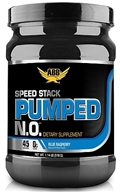 ABB Performance - Speed Stack Pumped NO Powder Blue Raspberry - 1.14 lbs. by ABB Performance