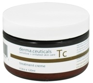 Raw Skin Ceuticals - Derma.Ceuticals Treatment Creme - 4 oz.