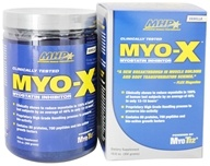 MHP - MYO-X Clinically Tested Myostatin Inhibitor Vanilla - 300 Grams by MHP