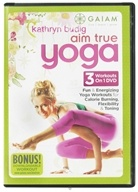 Image of Gaiam - Aim True Yoga DVD with Kathryn Budig