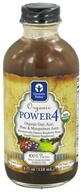 Genesis Today - Organic Power 4 Juice - 4 oz.