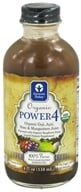 Genesis Today - Organic Power 4 Juice - 4 oz. by Genesis Today