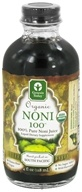 Genesis Today - Organic Noni 100 Juice - 4 oz. by Genesis Today