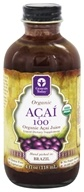 Genesis Today - Organic Acai 100 Juice - 4 oz. by Genesis Today