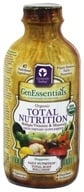 Genesis Today - GenEssentials Organic Total Nutrition Liquid - 4 oz.
