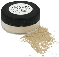 Image of Raw Skin Ceuticals - Cosme.Ceuticals Raw Powder Mineral Foundation Matte C201 20 SPF - 1 oz.