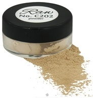 Image of Raw Skin Ceuticals - Cosme.Ceuticals Raw Powder Mineral Foundation Matte C202 20 SPF - 1 oz.