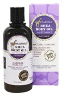 Out Of Africa - Pure Shea Body Oil Lavender - 9 oz.