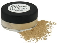 Image of Raw Skin Ceuticals - Cosme.Ceuticals Raw Powder Mineral Foundation Matte C204 20 SPF - 1 oz.