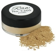 Image of Raw Skin Ceuticals - Cosme.Ceuticals Raw Powder Mineral Foundation Matte C205 20 SPF - 1 oz.