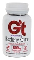 Image of Genesis Today - Pure Raspberry Ketone - 60 Vegetarian Capsules