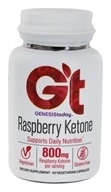 Genesis Today - Pure Raspberry Ketone - 60 Vegetarian Capsules (812711012773)