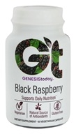 Genesis Today - 100% Pure Black Raspberry - 60 Vegetarian Capsules by Genesis Today