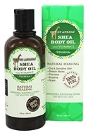 Out Of Africa - Skin Saver Daily Hydrating Oil Verbena - 9 oz.
