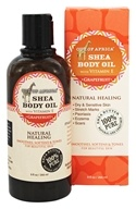 Out Of Africa - Skin Saver Daily Hydrating Oil Grapefruit - 9 oz. LUCKY DEAL by Out Of Africa