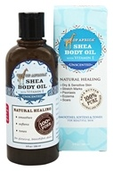 Out Of Africa - Skin Saver Daily Hydrating Oil Unscented - 9 oz.