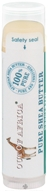 Out Of Africa - Pure Shea Butter Lip Balm Unscented - 0.15 oz. (formerly SPF15)