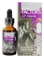 Pure Solutions - Pure Factors For Women Pro IGF 300 with Deer Velvet Antler Extract - 1 oz. (854900001120)