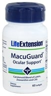 Life Extension - MacuGuard Ocular Support - 60 Softgels