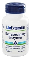 Life Extension - Extraordinary Enzymes - 60 Capsules, from category: Nutritional Supplements