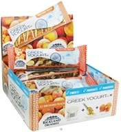 Image of Rickland Orchards - All Natural Greek Yogurt Coated Bar Orchard Peach - 1.41 oz.