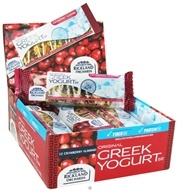 Rickland Orchards - All Natural Greek Yogurt Coated Bar Cranberry Almond - 1.41 oz. by Rickland Orchards