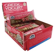 Rickland Orchards - All Natural Greek Yogurt Coated Bar Strawberri - 1.41 oz.
