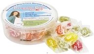 Three Lollies - Preggie Pop Drops Assorted Sour Fruit - 21 Lozenges