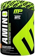 Image of Muscle Pharm - Amino1 Hybrid Series Revolutionary Sports Performance Recovery Fuel Orange Mango - 32 Serving(s)