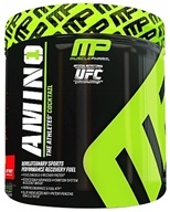Image of Muscle Pharm - Amino1 Hybrid Series Revolutionary Sports Performance Recovery Fuel Fruit Punch - 15 Serving(s) CLEARANCE PRICED
