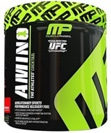 Image of Muscle Pharm - Amino1 Hybrid Series Revolutionary Sports Performance Recovery Fuel Cherry Limeade - 15 Serving(s)