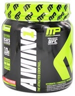 Image of Muscle Pharm - Amino1 Hybrid Series Revolutionary Sports Performance Recovery Fuel Cherry Limeade - 32 Serving(s)