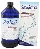 American Biotech Labs - Silver Biotics Ultimate Immune System Support 10 Ppm - 32 oz.