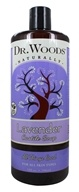 Image of Dr. Woods - All Natural Eco-Friendly Castile Soap Soothing Lavender - 32 oz.